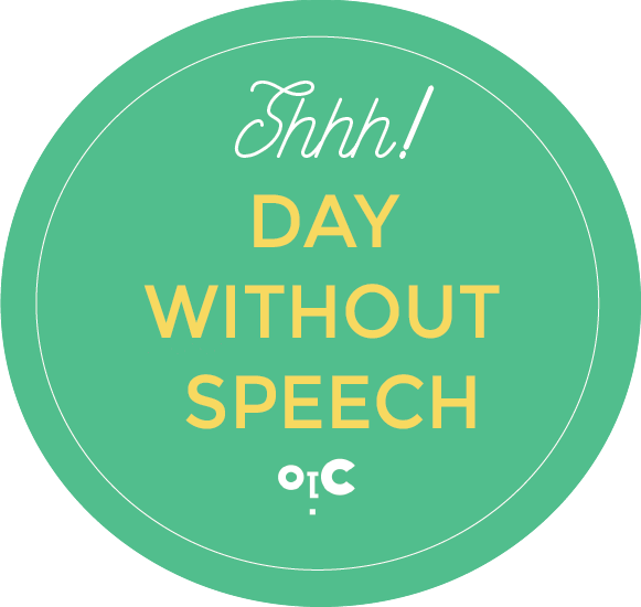 Day Without Speech Challenge